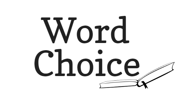 Logo for Word Choice game